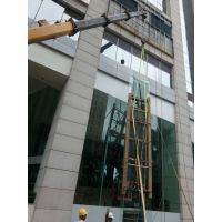广州高空外墙更换玻璃换一块多少钱