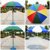 厂家供应户外广告太阳伞促销活动防风牛津布遮阳雨伞可印字
