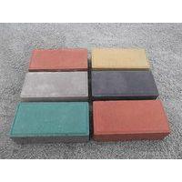 实心砌块普通混凝土河北爱尔透水砖优质面包砖