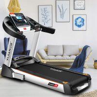 亿健正品V500跑步机家用款蓝屏单功能超静音折叠电动减肥机