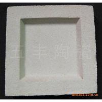 供应微孔陶瓷过滤板 工业陶瓷