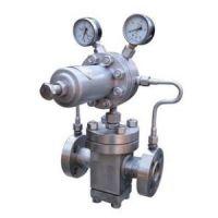 25P导阀型隔膜式减压阀 不锈钢法兰减压阀