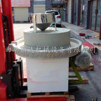 芝麻酱机高效节能原生态豆浆石磨机 鼎达优质石材豆浆石磨