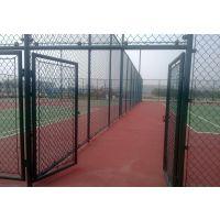 操场弹力防爬网 上海学校围网安装 篮球拦网