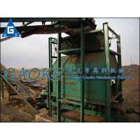高科机械褐铁矿选矿设备/褐铁矿干选设备/褐铁矿干式磁选机