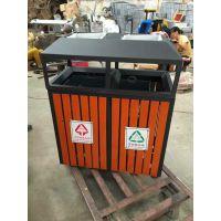 供应品旺钢板喷塑垃圾桶