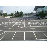 停车场车位线 塑料隔离墩 交通设施公司