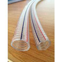 pvc透明钢丝管专业生产