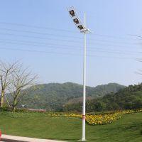 城市主干路照明路灯杆8米 贵阳市新农村锥形8米路灯杆 灯柱加工厂