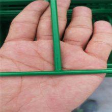 安全防护网 绿色铁丝网 专业生产护栏网