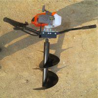 农场种树机 地钻机械制造商 果树挖坑机 浩发