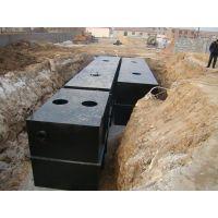 申澳机械污水处理设备中小酒店污水一体化处理设备