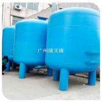 供应清远农村居民山塘水净化过滤设备 碳钢不锈钢均可定制
