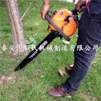链条式挖树机起树机 泰安联民 大马力便携式移苗机使用方法