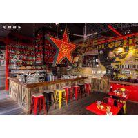 西安咖啡厅吧台酒吧吧台设计定做