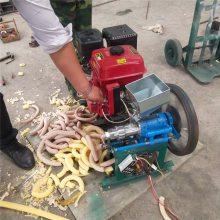 山东信达膨化机厂家教技术质保一年,食品加工厂专用电动多花型膨化机
