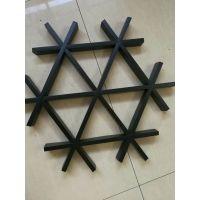 金属铝格栅天花 河北生产木纹铝格栅价格:13603368252来电咨询
