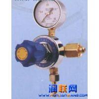 五大连池氯气减压器运城yqy-12氧气减压阀运城