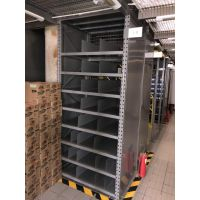 4s店专用隔板货架支持定制正耀机械