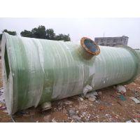钦州防城港北海WFRP-P玻璃钢一体化污水处理,一体化提升泵站设备欢迎来图定制
