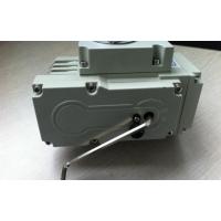 广东东莞湖泉5根线AC220V开关型GQV-05A电动阀门执行器