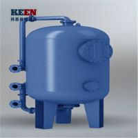 品质保证 阳离子软水器 离子交换设备 盐城科恩