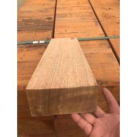 柳桉木木材加工厂任意规格可定加工