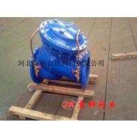 供应JD745X多功能水泵控制阀 JD745X-16P不锈钢多功能水泵控制阀 山东省 厂家直销