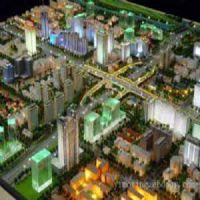 供兰州城市规划模型和甘肃商业模型详情