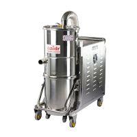 大型工厂专用吸尘器室内外清洁粉尘碎屑颗粒用威德尔交直流两用工业吸尘器WD-50AD