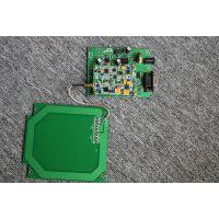 RFID ISO15693远距离读写器 大功率RFID读写器 一体式餐台RFID结算设备