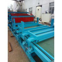 大城美工机械关于对砂浆岩棉水泥复合板设备的产品介绍