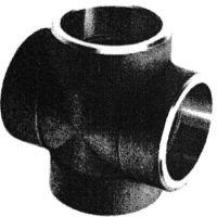20G锻制四通碳钢锻制三通20G管件厂家(图)高压锻制管件专业