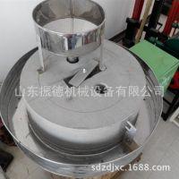 小麦面粉石磨  全自动面粉石磨机 高效食品加工石磨机 振德