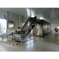 大型热风循环箱式烘干机 中药材香菇干燥设备 干花加工烘干房