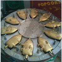 航远做韩式小鱼饼的设备|燃气小鱼饼成型设备|