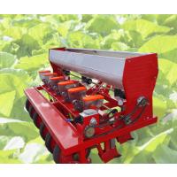 四轮多功能播种机 水萝卜精播机 饲料草播种机视频