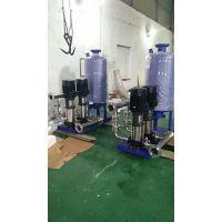 厂家直销山东伟泉牌600*1300无负压变频供水设备二次加压无塔设备