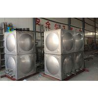 科能厂家直供不锈钢生活水箱 家用储水设备