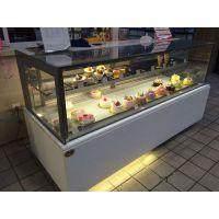供应慕斯蛋糕展示柜,面包店使用的冷藏柜一般是多大尺寸的