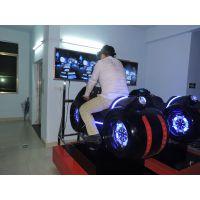 怡天动漫VR摩托车,未来赛车,虚拟现实,9DVR冒险赛车,