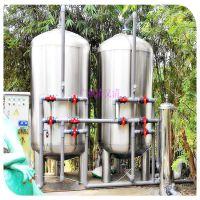 清又清厂家直销高效压力水处理过滤器,黄埔区石英砂多介质过滤器设备