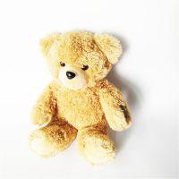 泰迪熊毛绒玩具厂家可来图打样设计 OEM定制LOGO