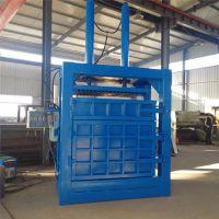 工厂废金属液压打包机 富兴铝合金/易拉罐压块机 塑料瓶压块成型机价格