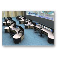 盐城运输中心控制台 航空指挥集控台