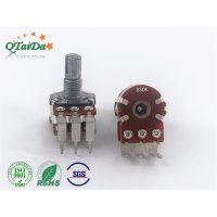 深圳厂家R1610G弯脚电位器碳膜电阻器调光调速调音响