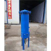 MQF-100气体除水汽水分离器生产厂家、专业旋风式法兰连接气水分离器供应