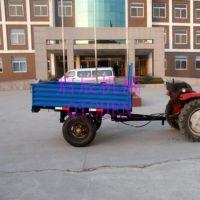 20-40马力拖拉机带的3吨后翻自卸拖车 农用拖车13184116297