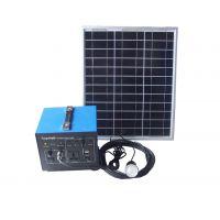 220V100W17AH太阳能发系统|家用太阳能发电系统|太阳能发电机组