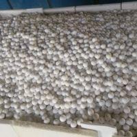 厂家供应氧化铝蓄热球 冶炼用高铝陶瓷蓄热球 氧化铝球量大优惠